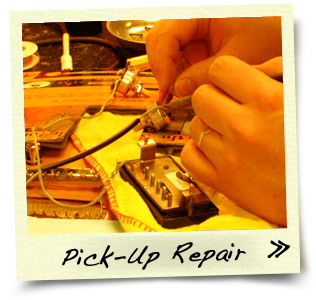 Pick Up Repair